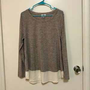 Long sleeve Old Navy Top
